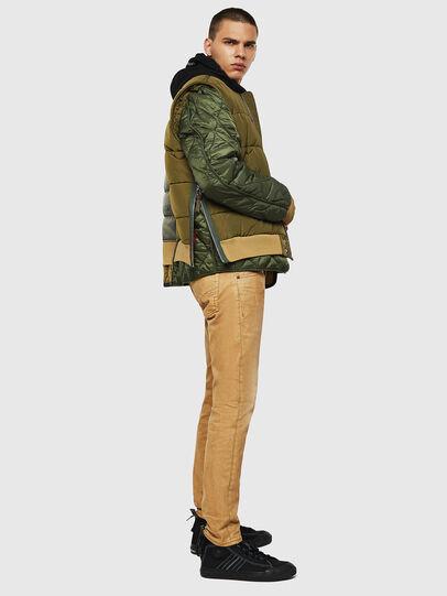 Diesel - D-Bazer 0091T, Light Brown - Jeans - Image 6