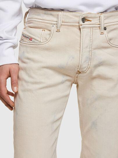 Diesel - Sleenker 009VJ, White - Jeans - Image 3