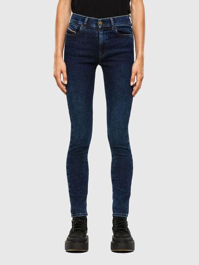 Diesel - D-Roisin 009CY, Dark Blue - Jeans - Image 1