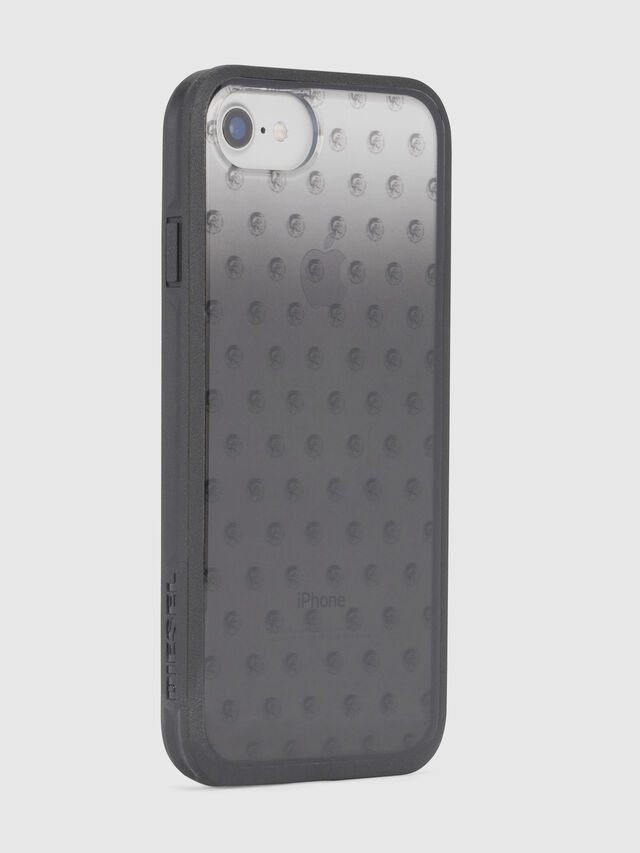 Diesel MOHICAN HEAD DOTS BLACK IPHONE 8 PLUS/7 PLUS/6s PLUS/6 PLUS CASE, Black - Cases - Image 6