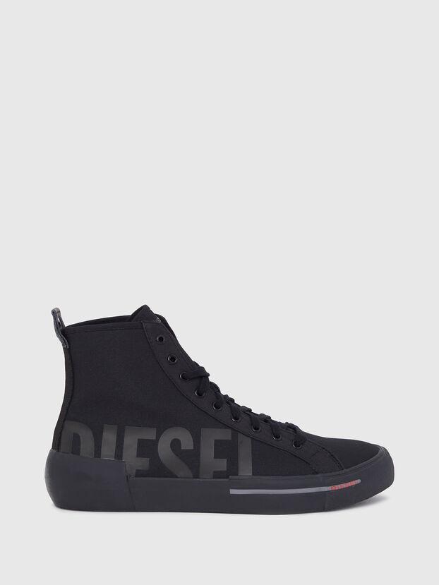 S-DESE MID CUT, Black - Sneakers