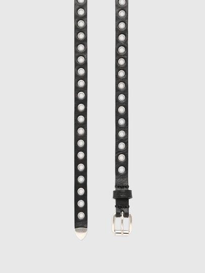 Diesel - B-EYE, Black - Belts - Image 3
