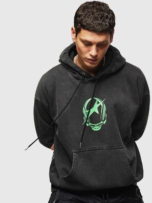 S-ALBY-ACID, Black - Sweaters