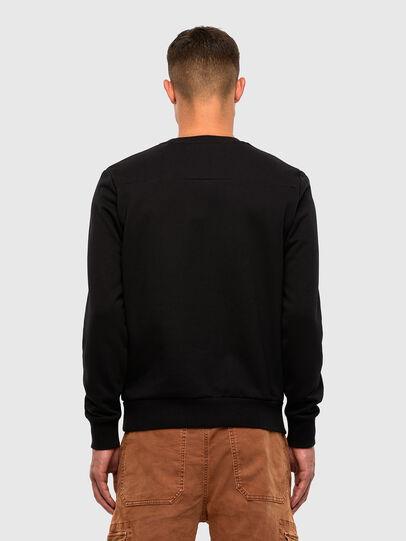 Diesel - S-CORINNE, Black - Sweaters - Image 2