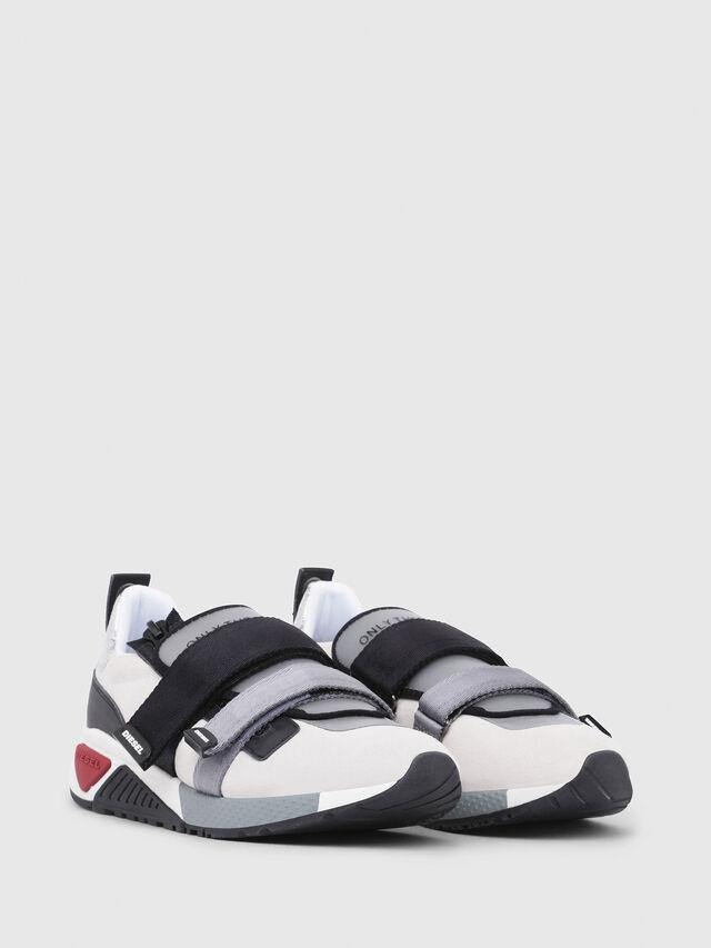 Diesel - S-KB STRAP, Multicolor/White - Sneakers - Image 2