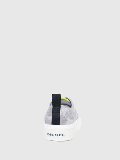Diesel - S-VANEELA LC, Silver - Sneakers - Image 5