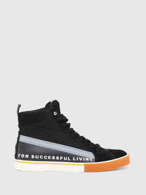 S-DVELOWS MID, Black - Sneakers