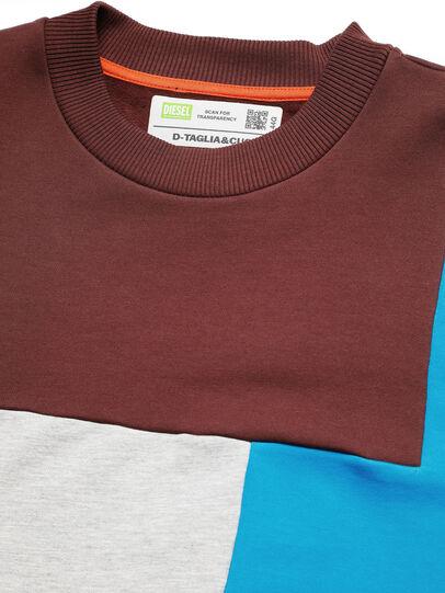 Diesel - D-TAGLIA&CUCI, Multicolor - Sweaters - Image 4