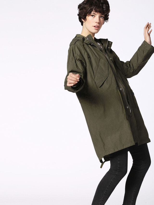 W-TERRY, Military Green