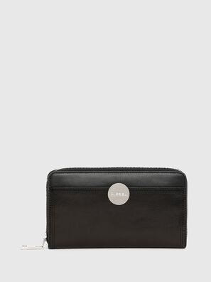 GRANATO LC, Black - Zip-Round Wallets