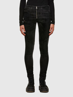 Slandy 069TC, Black/Dark grey - Jeans