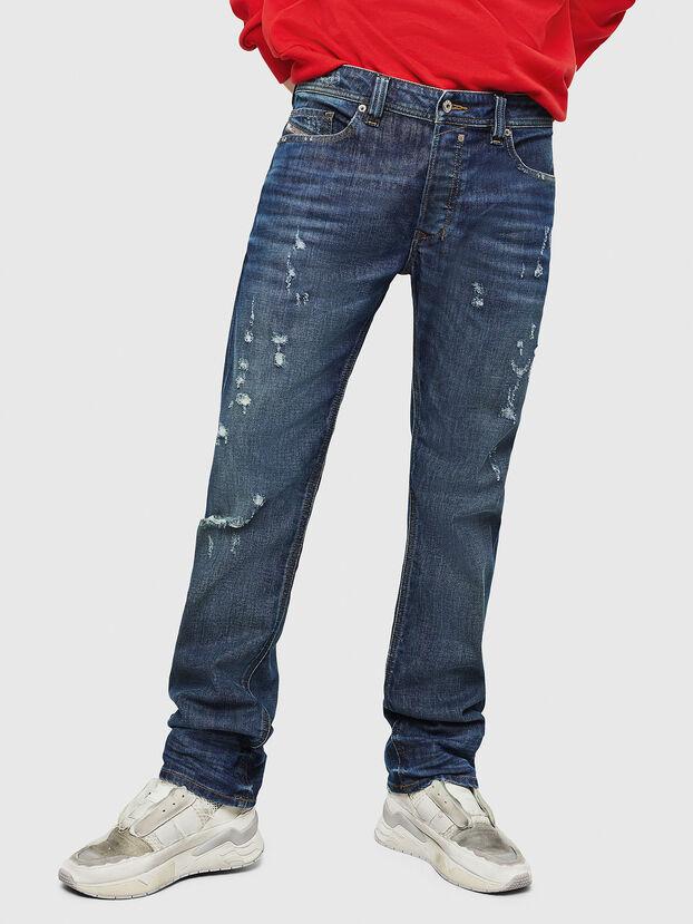 Safado CN028, Dark Blue - Jeans