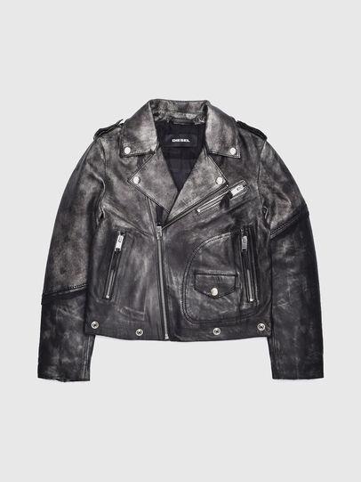 Diesel - JINGRAN, Black - Jackets - Image 1