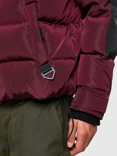 Diesel - W-RUSSELL, Violet - Winter Jackets - Image 5