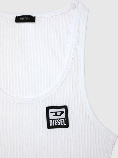Diesel - UFTK-BABE-C, White - Tops - Image 3