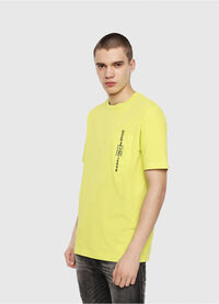 T-JUST-POCKET, Green Fluo
