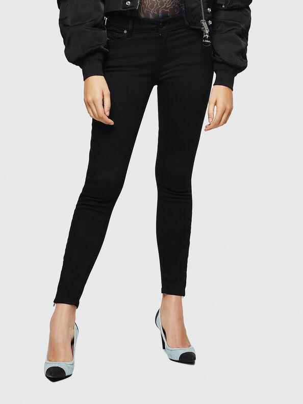 Slandy Zip 069EF,  - Jeans