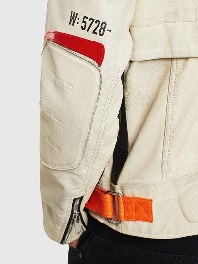 Diesel - L-DIXON,  - Leather jackets - Image 5