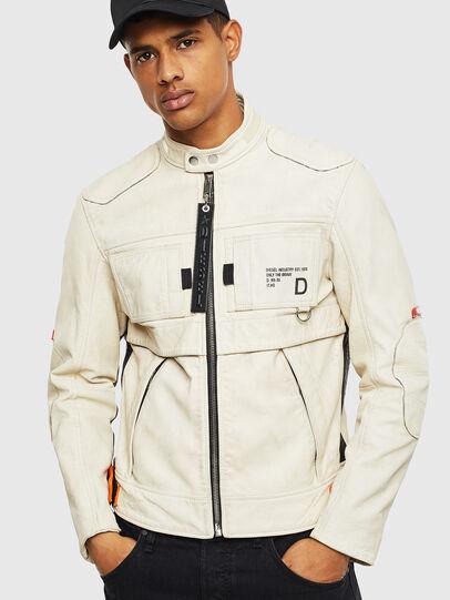 Diesel - L-DIXON,  - Leather jackets - Image 1