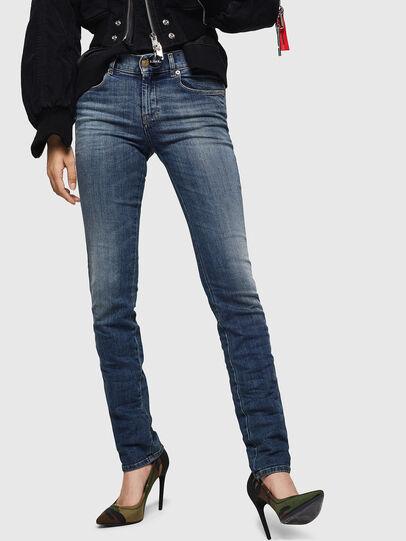 Diesel - Sandy 069GA, Medium blue - Jeans - Image 1
