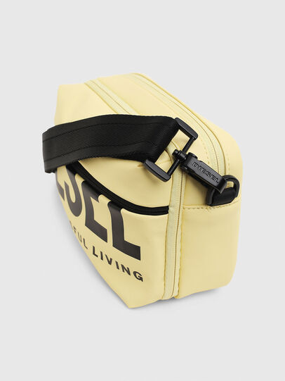 Diesel - FARAH, Light Yellow - Crossbody Bags - Image 6