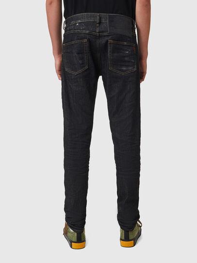 Diesel - D-Strukt 09A87, Black/Dark grey - Jeans - Image 2