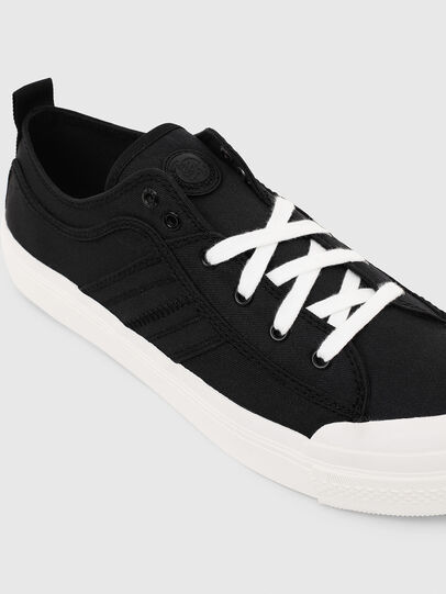 Diesel - S-ASTICO LOW LACE, Black - Sneakers - Image 4