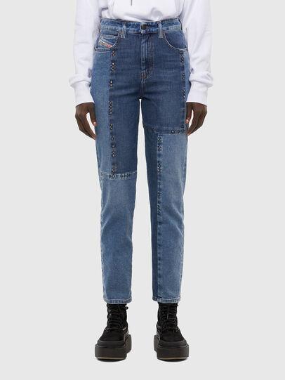 Diesel - D-Eiselle JoggJeans 009KP, Light Blue - Jeans - Image 1