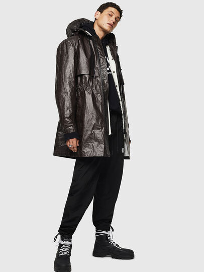 Diesel - J-GRIGOR-TVK, Black - Jackets - Image 6