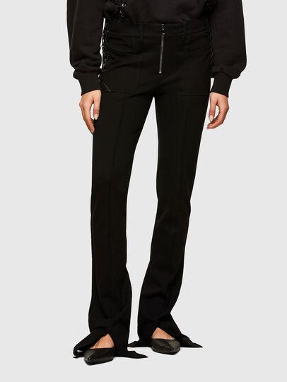 Diesel - P-SLAND, Black - Pants - Image 1