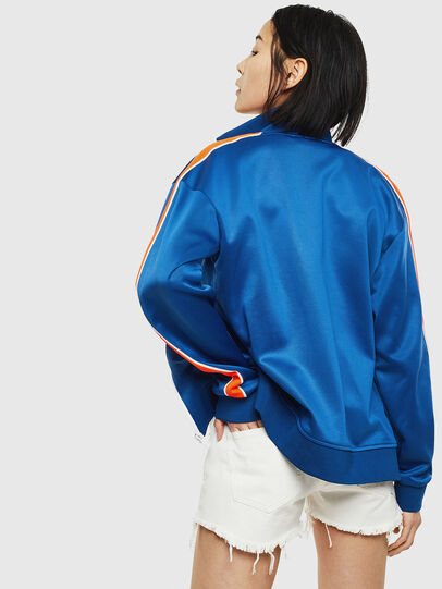 Diesel - S-CORTESS, Blue - Sweaters - Image 4