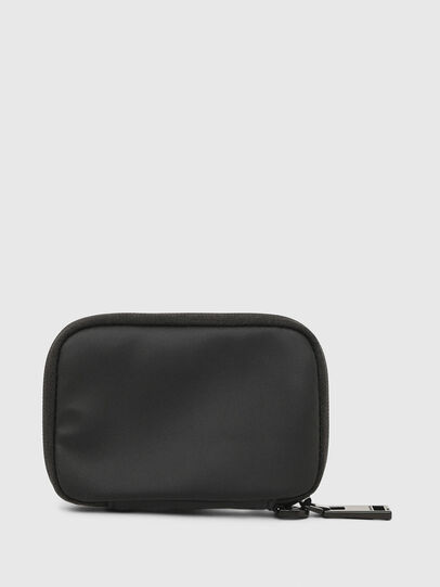 Diesel - LARIO, Black - Zip-Round Wallets - Image 2