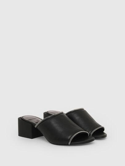 Diesel - SA-JAYNET SB, Black - Sandals - Image 2