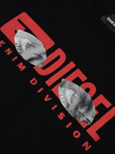 Diesel - SMAGDAYD, Black - Sweaters - Image 3
