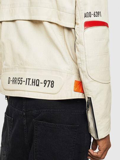 Diesel - L-DIXON,  - Leather jackets - Image 6