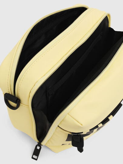 Diesel - FARAH, Light Yellow - Crossbody Bags - Image 4