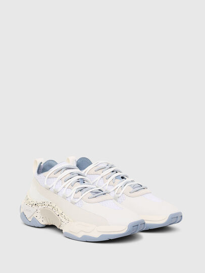 Diesel - S-KIPPER BAND, White/Blue - Sneakers - Image 2