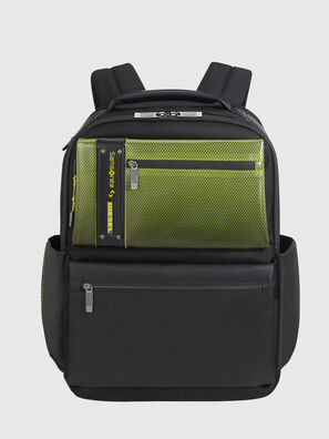 """KB1*19001 - OPENROA, Black/Yellow - Backpacks"