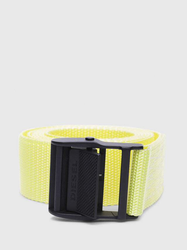 Diesel - B-ONAVIGO, Yellow Fluo - Belts - Image 1