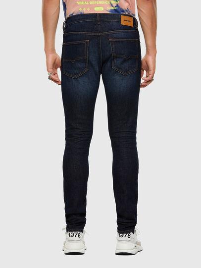 Diesel - D-Luster 009EQ, Dark Blue - Jeans - Image 2