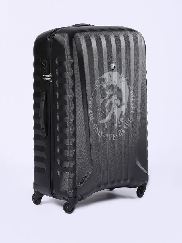 Diesel - MOVE L, Dark grey - Luggage - Image 2