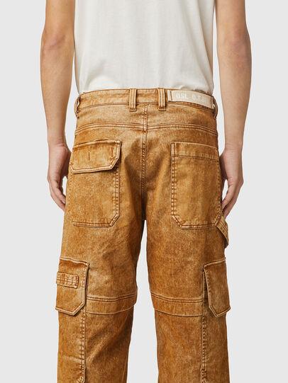 Diesel - D-Multy JoggJeans® 0AFAT, Light Brown - Jeans - Image 4
