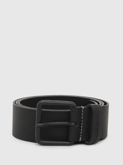 Diesel - B-LOED, Black - Belts - Image 1