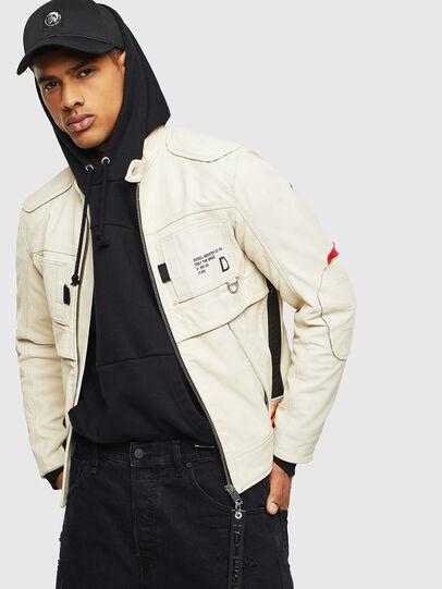 Diesel - L-DIXON,  - Leather jackets - Image 4