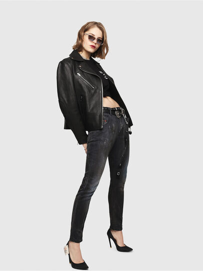 Diesel - CL-L-GOLY,  - Leather jackets - Image 7