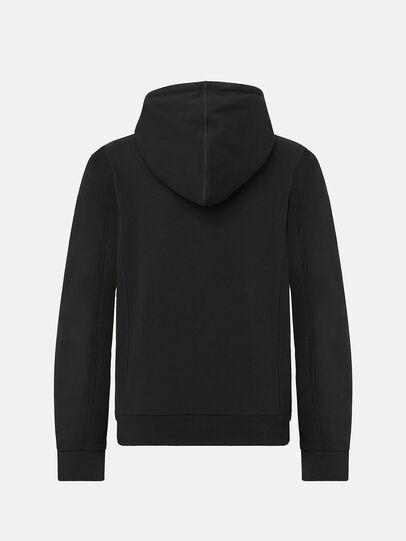 Diesel - UFLT-VICTORIAL-HZ, Black - Sweaters - Image 2