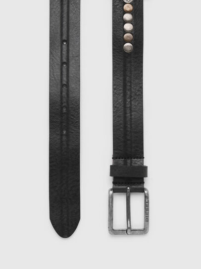Diesel - B-LATERAL, Black - Belts - Image 3