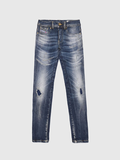 Diesel - DHARY-J, Blue Jeans - Jeans - Image 1