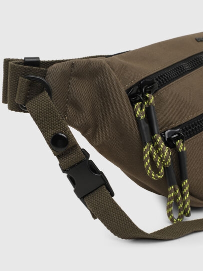 Diesel - F-URBHANITY BUMBAG, Military Green - Belt bags - Image 5
