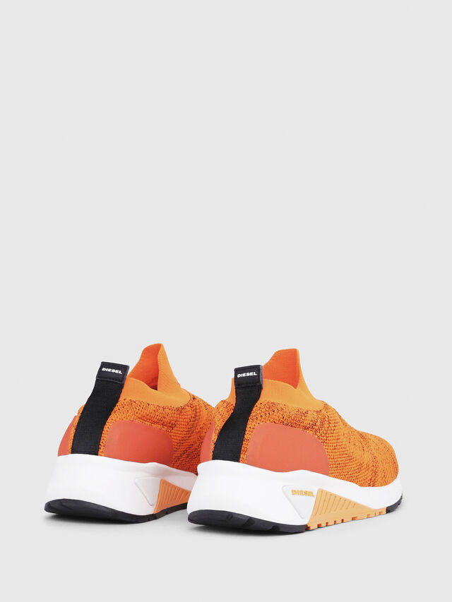 Diesel - S-KB ATHL SOCK, Orange - Sneakers - Image 3